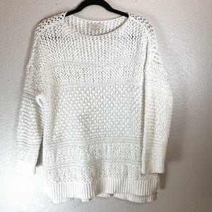 White XL Sweater
